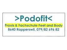 Podofit Praxis & Fachschule Feet and Body, Rapperswil-Jona