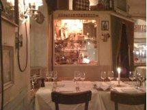 Restaurant Cinque, Zürich