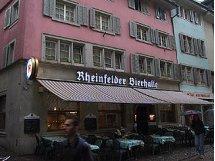 Rheinfelder Bierhalle, Zürich