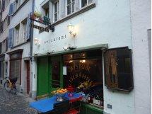 Restaurant Isebähnli, Zürich