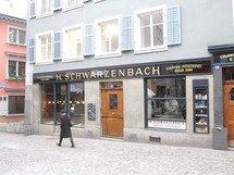 Teecafé Schwarzenbach, Zürich