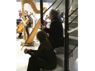 360° Klang: Das Konzert im Thun-Panorama