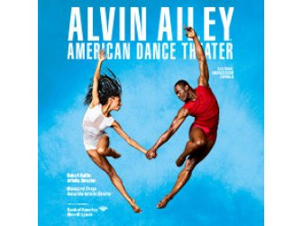 ALVIN AILEY American Dance Theater - Programm B