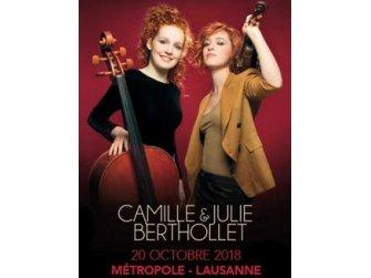 Camille & Julie Berthollet en concert