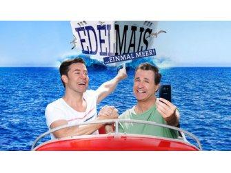 DAS ZELT: Edelmais ...einmal Meer!
