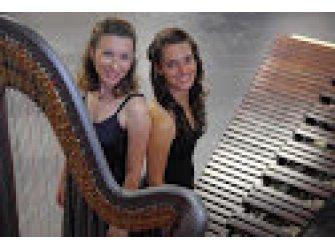 Stadtorchester Zug: Uraufführung Konzert für Marimba, Harfe+Orchester