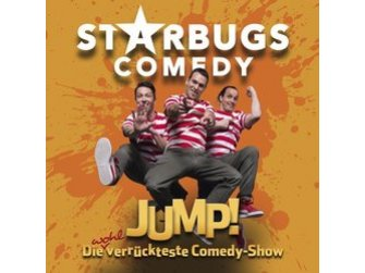 "Starbugs Comedy ""Jump!"""