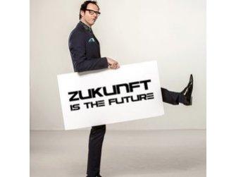 """Vince Ebert """"Zukunft is the Future"""""""