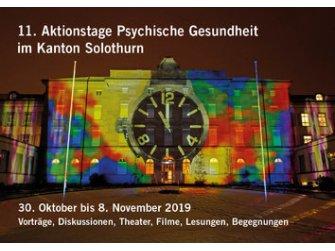 11. Aktionstage Psychische Gesundheit im Kanton Solothurn