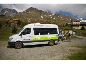 Bike- & Wanderbus Radons/Val Faller