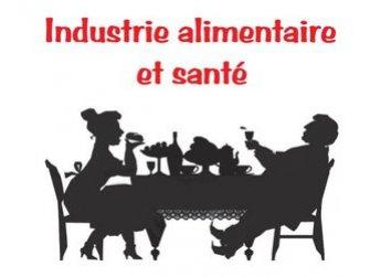 Conférence publique : Industrie alimantaire et santé