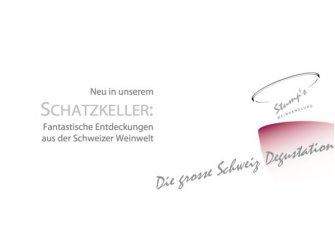 Die grosse Schweiz-Degustation