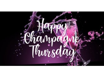 Happy Champagne Thursday