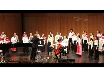 Konzert: Coro Calicantus