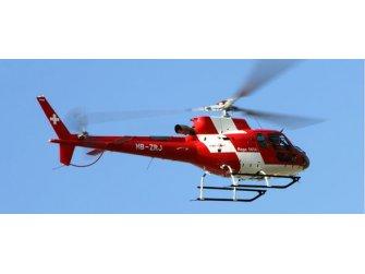 Medizinische Hilfe aus der Luft