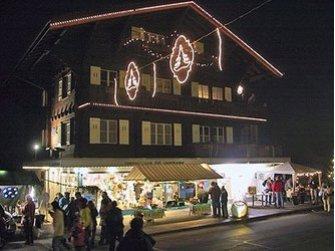 Weihnachtsmarkt Lauterbrunnen KMU