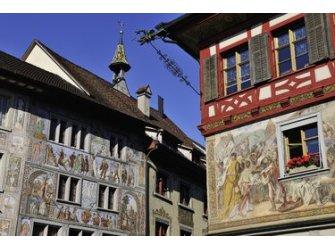 Zurück ins Mittelalter - Altstadtführung Stein am Rhein